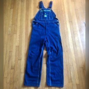 100% Cotton Denim Liberty Overalls